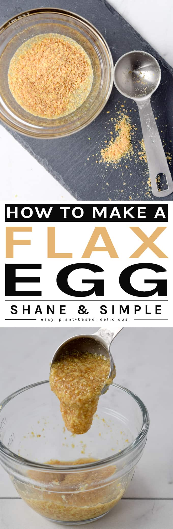 How To Make A Flax-Egg