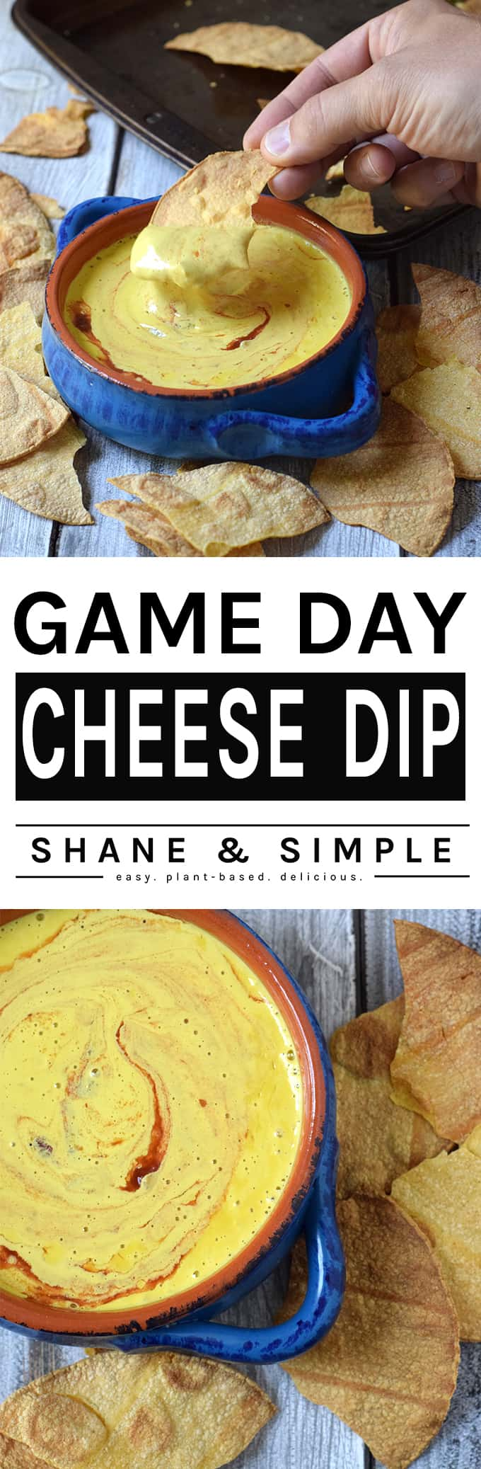 Game Day Cheese Dip