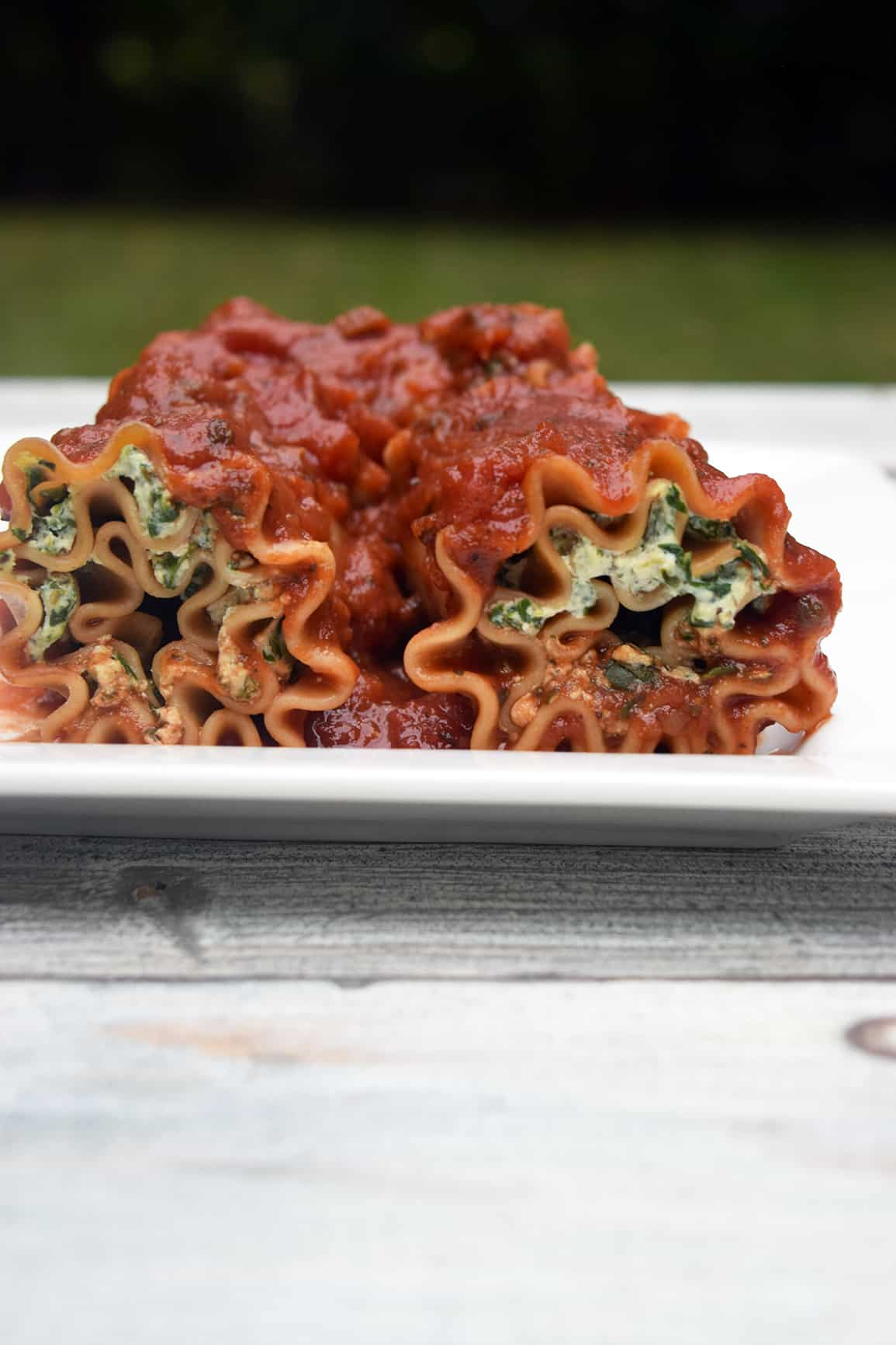 Easy Vegan Lasagna Rolls With Tofu Ricotta