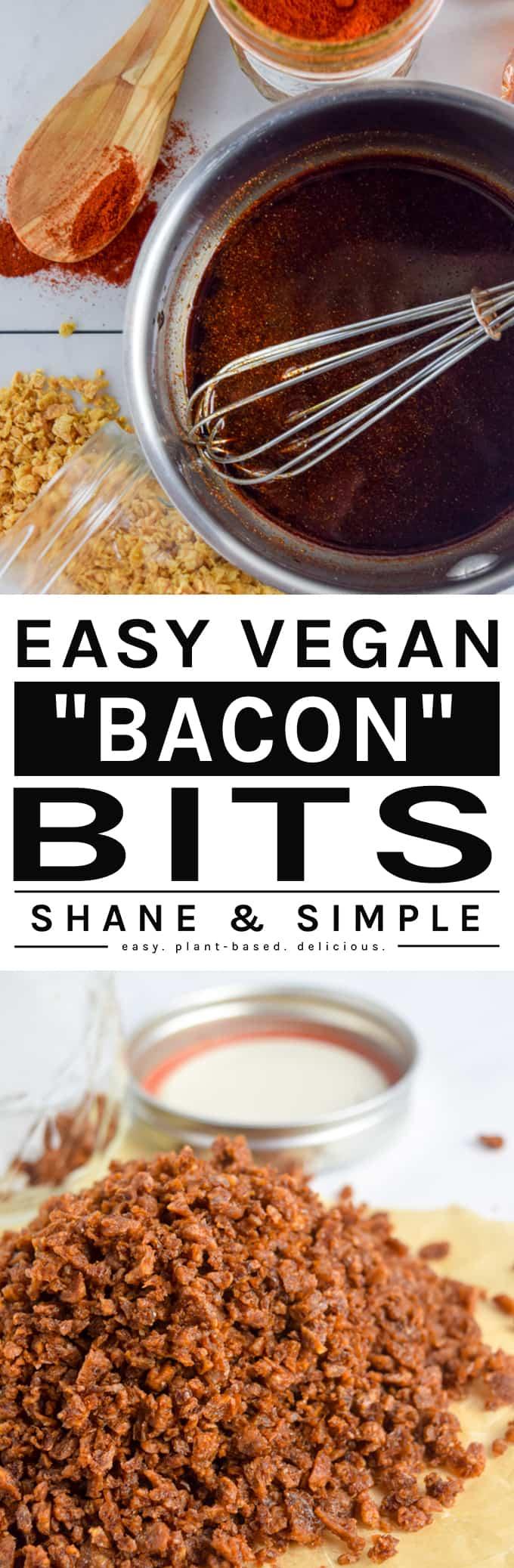 Easy Vegan Bacon Bits