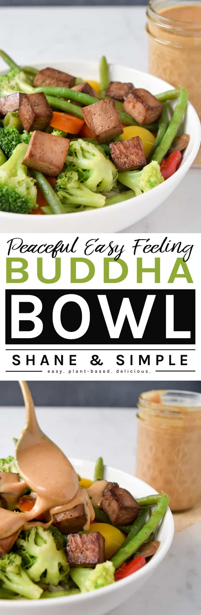 Peaceful Easy Feeling Buddha Bowl