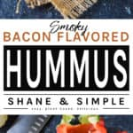 Smoky Bacon Flavored Hummus