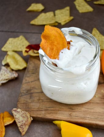 Easy Vegan Tofu Sour Cream