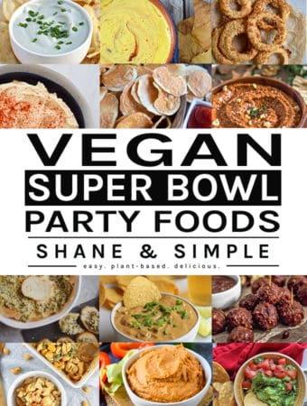 15 Vegan Super Bowl Party Foods