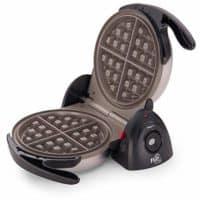 Ceramic FlipSide Belgian Waffle Maker