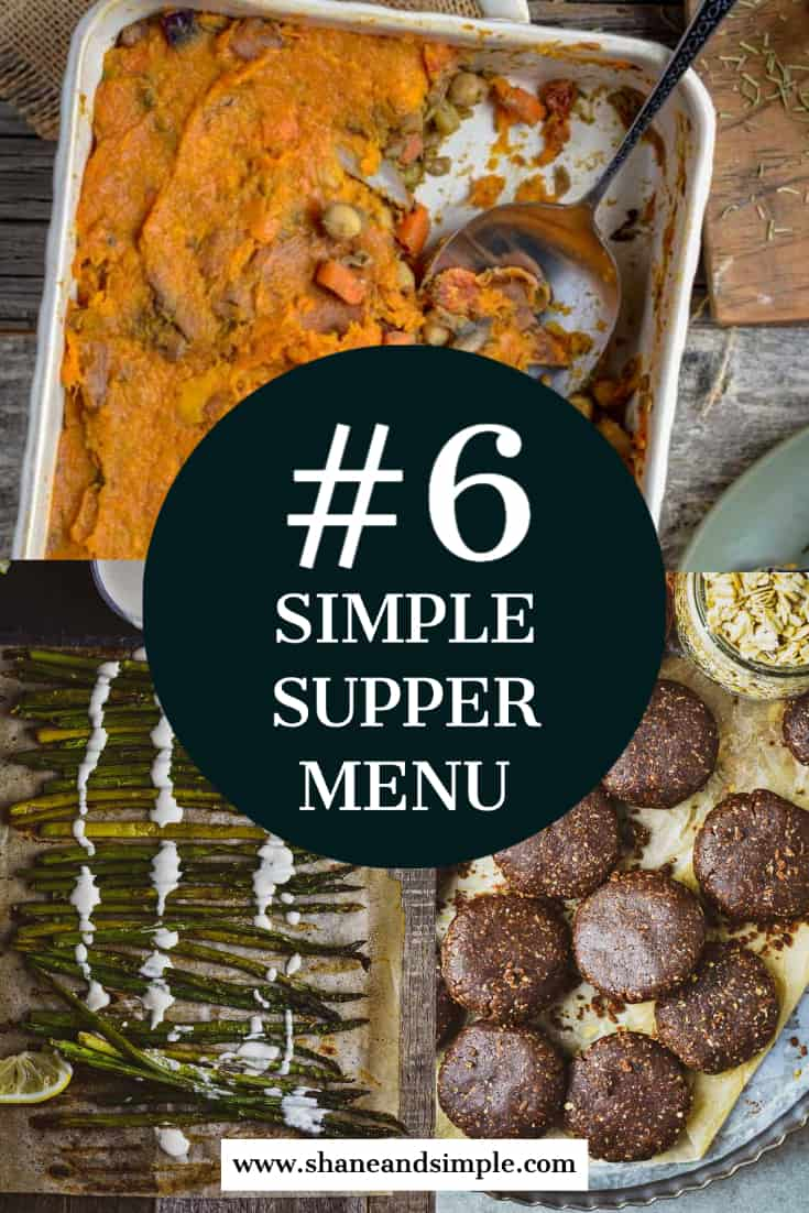 simple supper menu #6