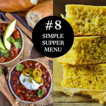 simple supper menu #8