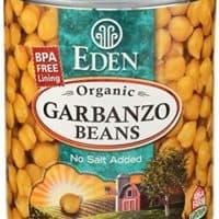 Eden Foods Bean Can Garbanzo Organic, 29 oz