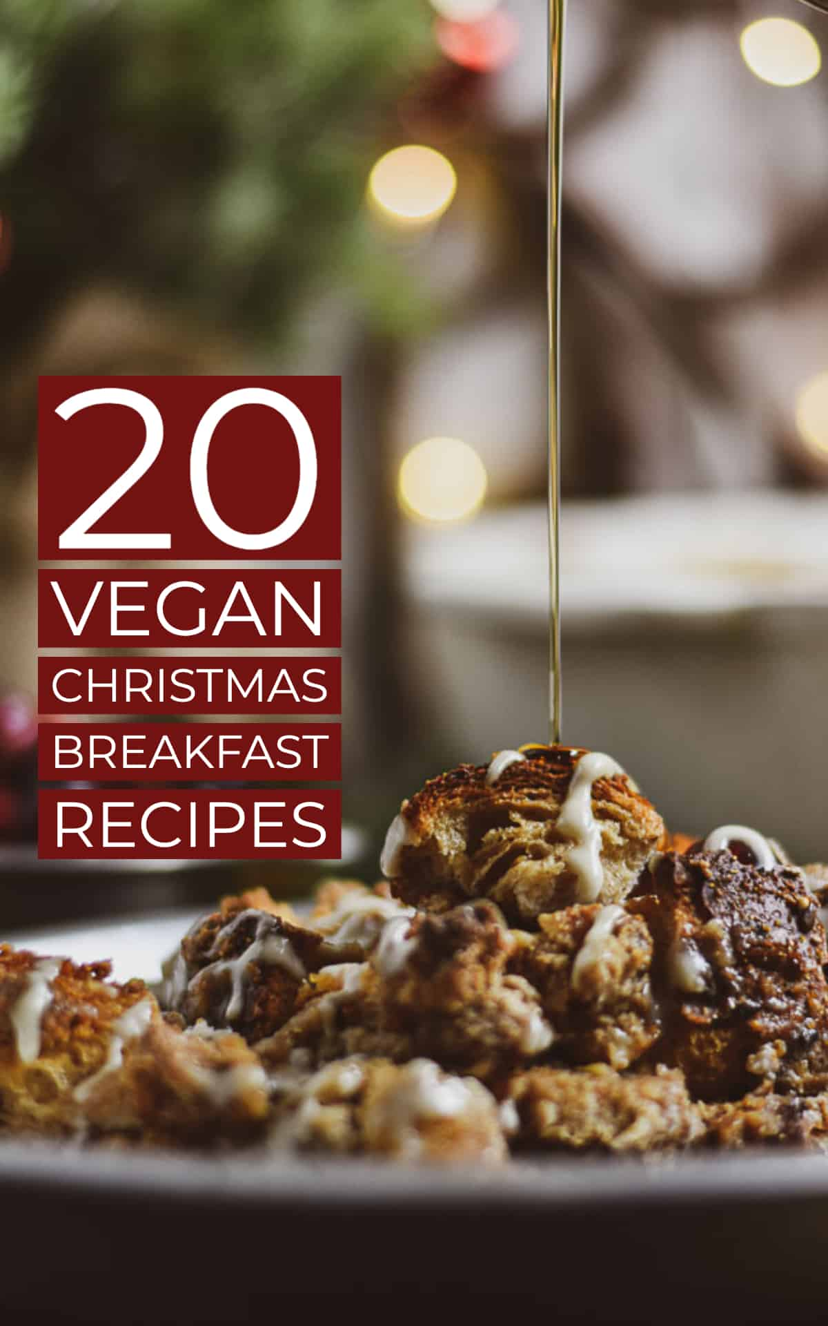 20 healthy vegan christmas recipes photo.
