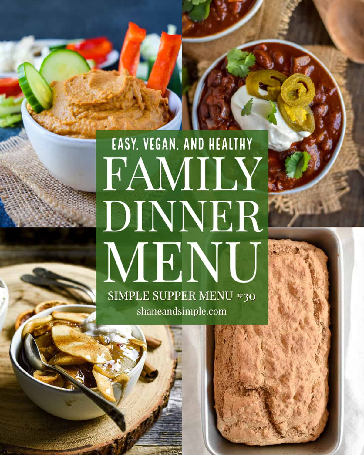simple supper menu #30