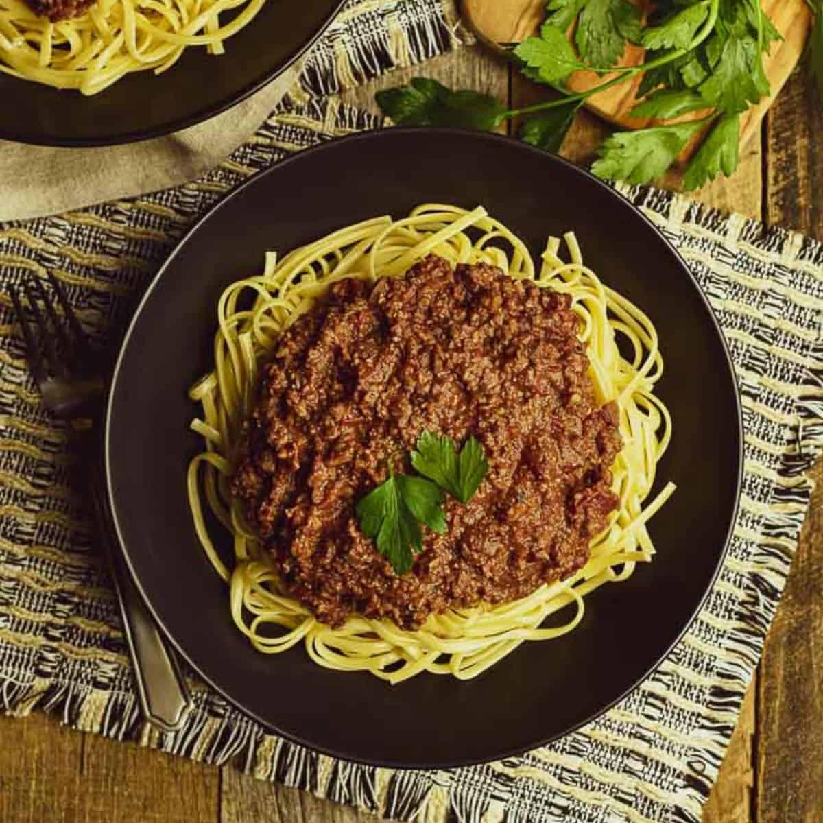 vegan easter recipes vegan bolognese.
