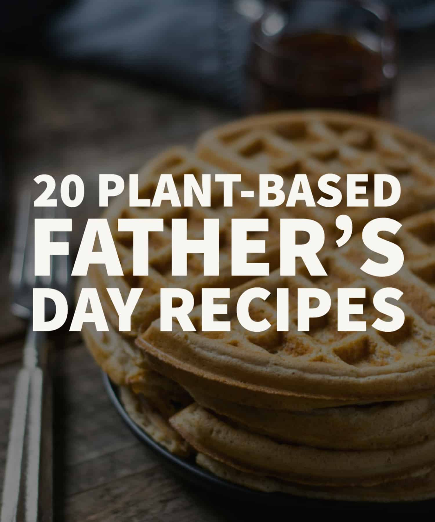 father's day recipes header